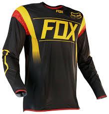 closeout motocross gear fox racing flexair mxon jersey cycle gear