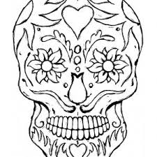 indian skull coloring pages best of sugar skull coloring book