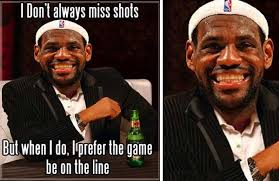 Meme Dos Equis - lebron james gets the dos equis ad treatment humor