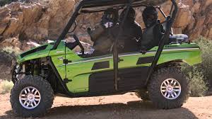 the new 2014 kawasaki teryx4 tech video 4 unmatched versatility