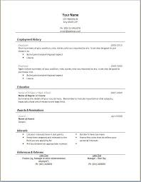resume templates in wordpad professional free resume templates wordpad basic template for job