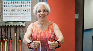 Blind Physical Therapist Patient Stories Moveforward