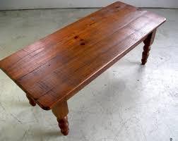 Custom Coffee Table by Farmhouse Coffee Tables