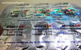 Obat Tremenza rhinos sr obat andalan ketika flu menyerang