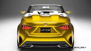 lexus concept sports car 2014 lexus lfc2 concept 13