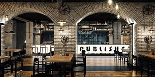 Design Restaurant by The Publisher Restaurant U2013 Industrial Design Style Studio Insign