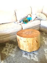 gold tree stump table anikkhan me
