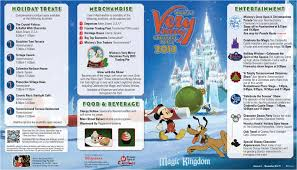 Allergy Map Mickey U0027s Very Merry Christmas Party Allergy Free Mouse