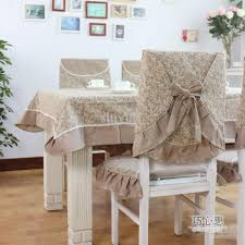 Dining Table Chair Cover Cover For Dining Room Table Alliancemv