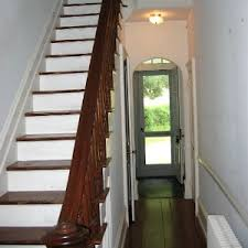 Victorian Banister Stairwell Before And After Home Makeover Ideas
