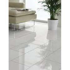 elesgo supergloss plank white laminate flooring floors