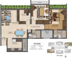 solitaire manufactured homes floor plans wadhwa solitaire in thane west mumbai price location map
