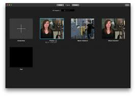 using themes in imovie media commons