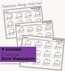 deck of cards math u2013 division free printable