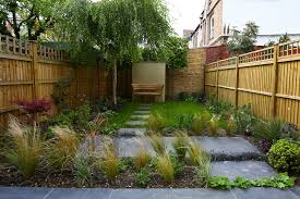 small family garden small garden re landscaping in chiswick positive garden