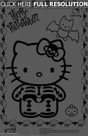 hello kitty halloween printables u2013 halloween wizard