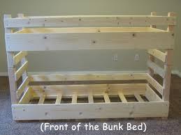 Build Bunk Bed Toddler Bunk Bed Plans Yourself Diy Building Crib Dma Homes 30212