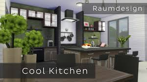 Cool Kitchen by Die Sims 4 Raumdesign Cool Kitchen Youtube