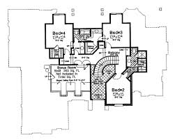 octagonal house plans country style house plan 4 beds 3 5 baths 3586 sq ft plan 310