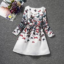 frock images fashion cotton frock designs autumn 4 to 11 years