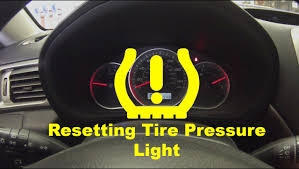 subaru low tire pressure light resetting low tire pressure light youtube