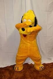 Halloween Mascot Costumes Pluto Mascot Costume Halloween Special Ebay