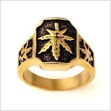 style steel rings images Uwin men stainless steel ring hip hop punk style gold color black jpg