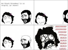 No Shave November Meme - no shave november meme by redleader1218 memedroid