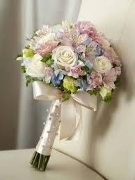 Wedding Flower Arrangements Pastel Wedding Flower Bouquet Bridal Bouquet Wedding Flowers