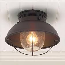 Outdoor Flush Mount Ceiling Light Interesting Outdoor Flush Mount Ceiling Light Nantucket Ceiling