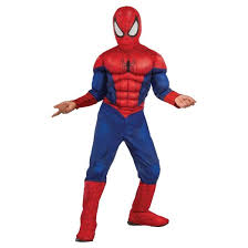 spider man boys u0027 muscle chest costume target