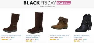 s boots amazon uk s bargains uk on early black friday rocket dogs and black