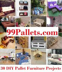 Diy Pallet Bench Instructions 30 Diy Pallet Furniture Projects 99 Pallets