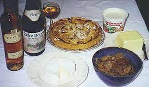 découverte de la bonne cuisine normande normandie