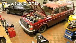 nissan altima engine swap video find supra powered volvo wagon takes on m5