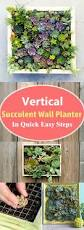 Wall Mount Planter by 25 Best Garden Wall Planter Ideas On Pinterest Wall Mounted