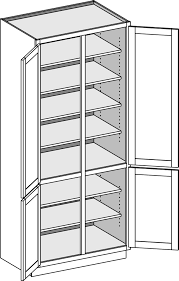 tall cabinets cabinet joint