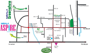 nirala aspire in sector 16 noida extension noida price
