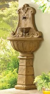 Garden Fountains And Outdoor Decor 29 Best Outdoor Fountains Images On Pinterest Garden Fountains