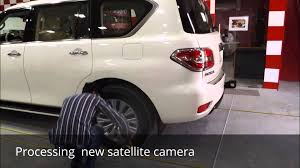 nissan pathfinder xe vs le nissan patrol le satellite camera u0026 navigation 8 inches screen
