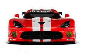 dodge viper race car srt motorsports unveils livery for dodge viper srt gts r race cars