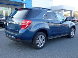 chevrolet equinox blue patriot blue metallic 2016 chevrolet equinox brown daub chevy