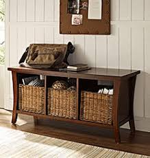 entry way storage bench entryway storage bench with baskets