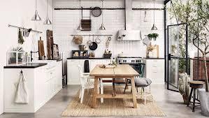 küche landhausstil ikea küchen bilder ideen zum wohlfühlen ikea