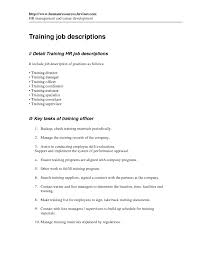 basic resume objective examples in racehorse trainer pta physical