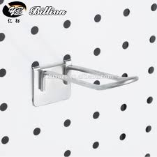 shop and store metal pegboard hooks retail pegboard euro hooks