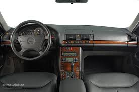 mercedes s500 1996 mercedes s klasse w140 specs 1995 1996 1997 1998