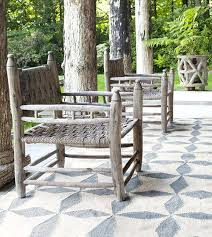 Rustic Outdoor Rugs New Rustic Outdoor Rugs Drool Worthy Outdoor Space Looks So Cozy