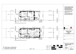 planning applications and architects in hackney london extension