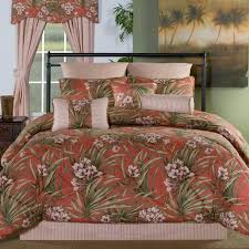 Comforters And Bedspreads Bedroom Tropical Bedspreads Comforters Coastal Themed Bedding